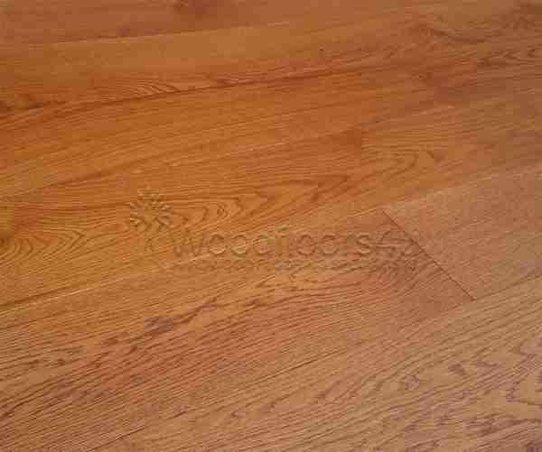 Golden Oak Flooring Engineered