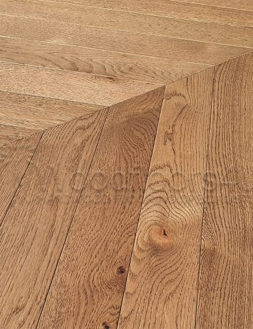 ebony chevron engineered oak flooring