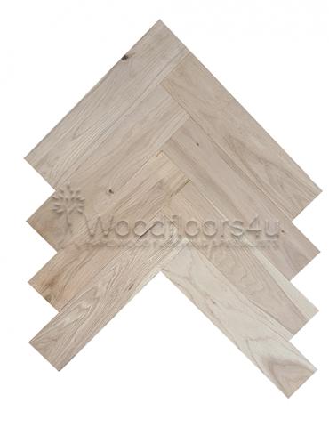 Engineered Unfinished Oak Flooring Parquet