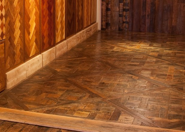 Permalink to Bring History Into Your Home With Reclaimed Flooring