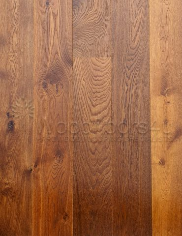Rich Smoked Oiled Oak Engineered