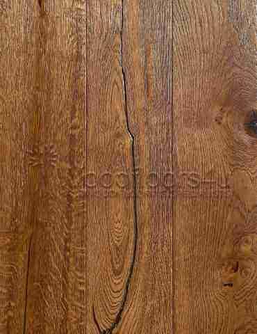 Antique Bronze Vintage Oak Wood Flooring