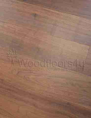 190mm American Black Walnut Oiled Engineered Flooring