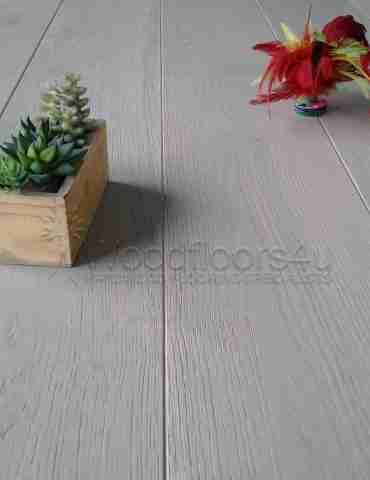 CLICK Mineral Grey Engineered Oak Flooring