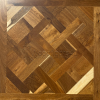 Smoked Oak Versailles Panel 800 x 800 Engineered Brushed & Oiled Engineered Flooring