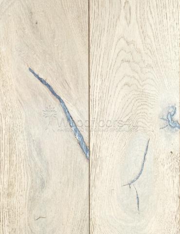 Antique White Engineered Wood Flooring