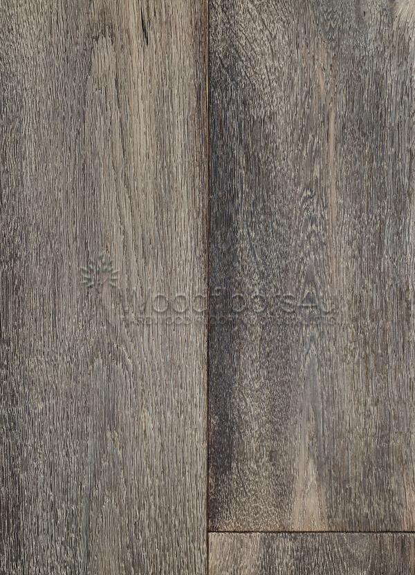 Torched Oak Wood Engineered Flooring
