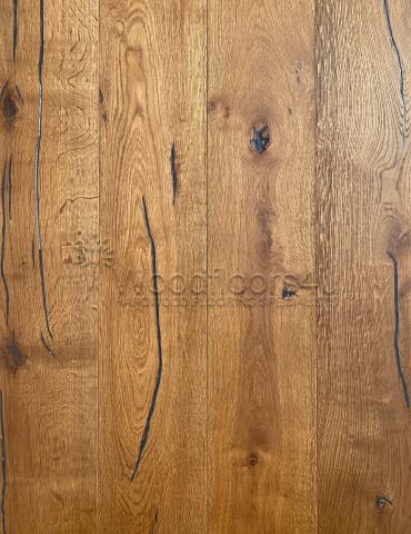 Light Smoked Vintage Oak Engineered Wood Flooring